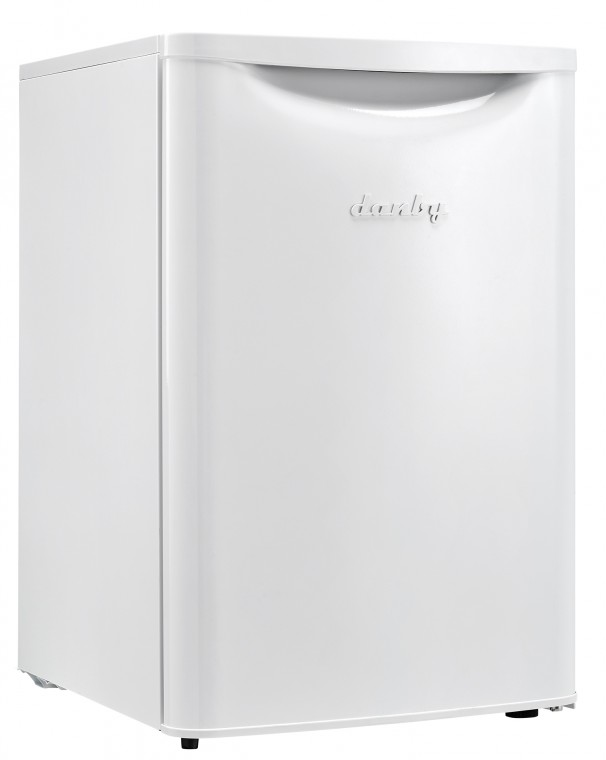 Danby 2.6 cu.ft. Contemporary Classic Compact Refrigerator - DAR026A2WDB