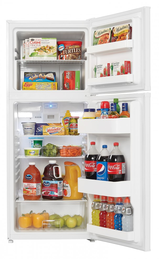 DFF100C1WDB | Danby 10 cu.ft. Apartment Size Refrigerator | EN-US