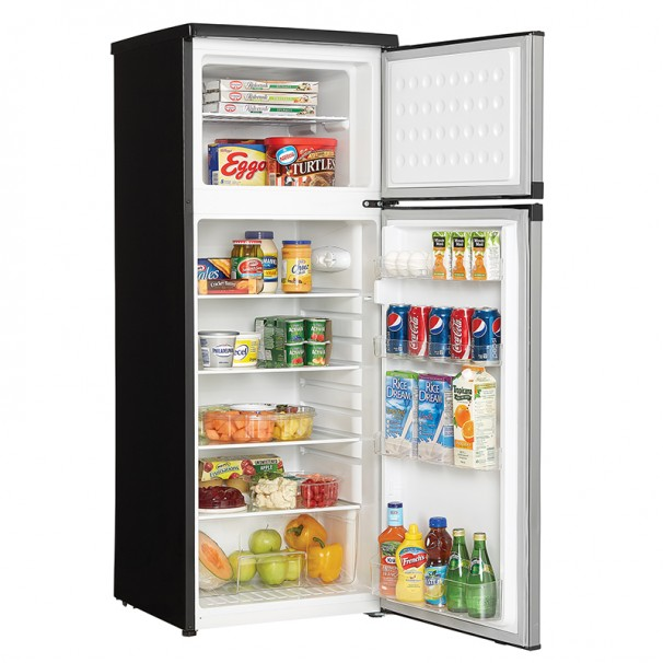 Apartment Fridge: Danby Designer 7.3 Cu. Ft. Apartment Size
