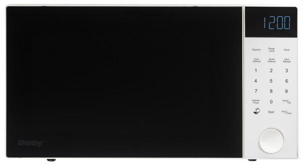 Danby 1.2 cu. ft. Microwave - DMW12A4WDB