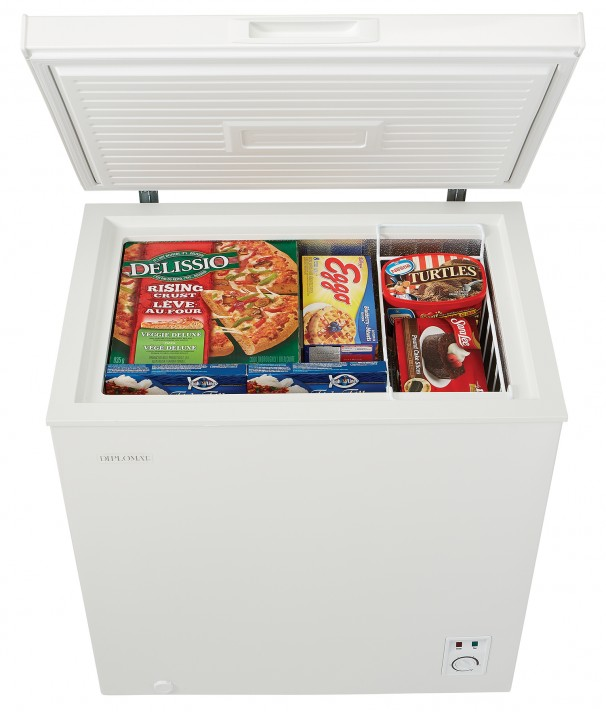 Chest Freezer in White Ft Danby Diplomat 7-Cu
