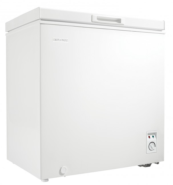 Diplomat Chest Freezer - DCFM050C1WM