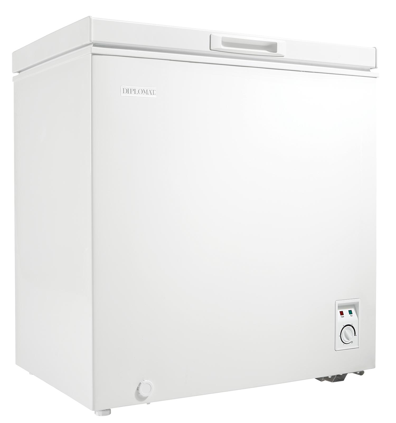 Danby Countertop Ice Maker Manual : DCFM050C1WM Diplomat 5.0 cu.ft. Freezer EN