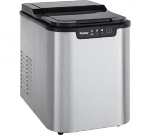 Danby 2 lb Ice Maker - DIM2500SSDB