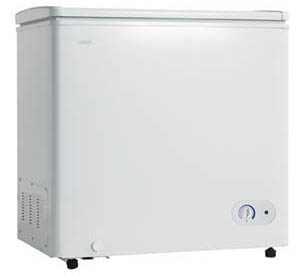 Danby 5.5 cu. ft. Chest Freezer - DCF055A1WDB1