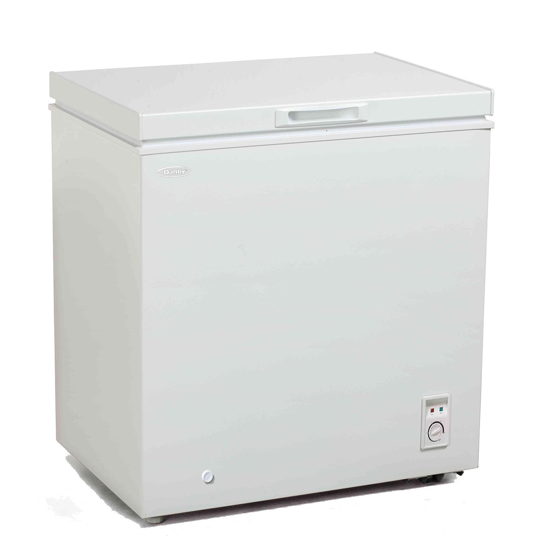 dcfm050c1wdb danby 5 0 cu ft chest freezer en us A Walk-In Freezer Wiring Diagram for Basic product gallery