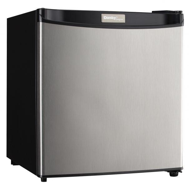 Danby Designer 1.6 cu. ft. Compact Refrigerator - DCR016A3BSLDD