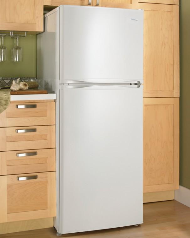 Beautiful DFF100C2WDD | Danby Designer 10 Cu. Ft. Apartment Size Refrigerator | EN