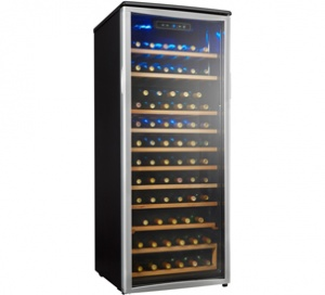 Danby Designer 75 Bottle Wine Cooler - DWC106A1BPDD