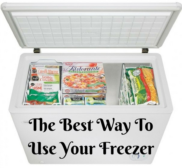 The Best Way to Use Your Freezer