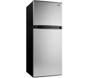 Danby Designer 10 cu. ft. Apartment Size Refrigerator - DFF100C1BSSDD