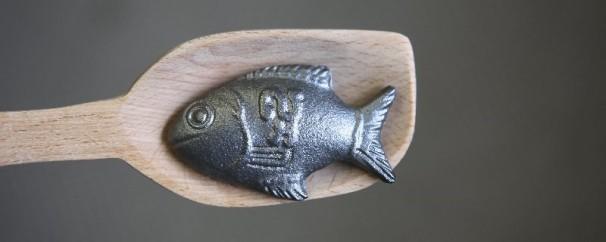 Lucky Iron Fish - 110LUCKYIRONFISH