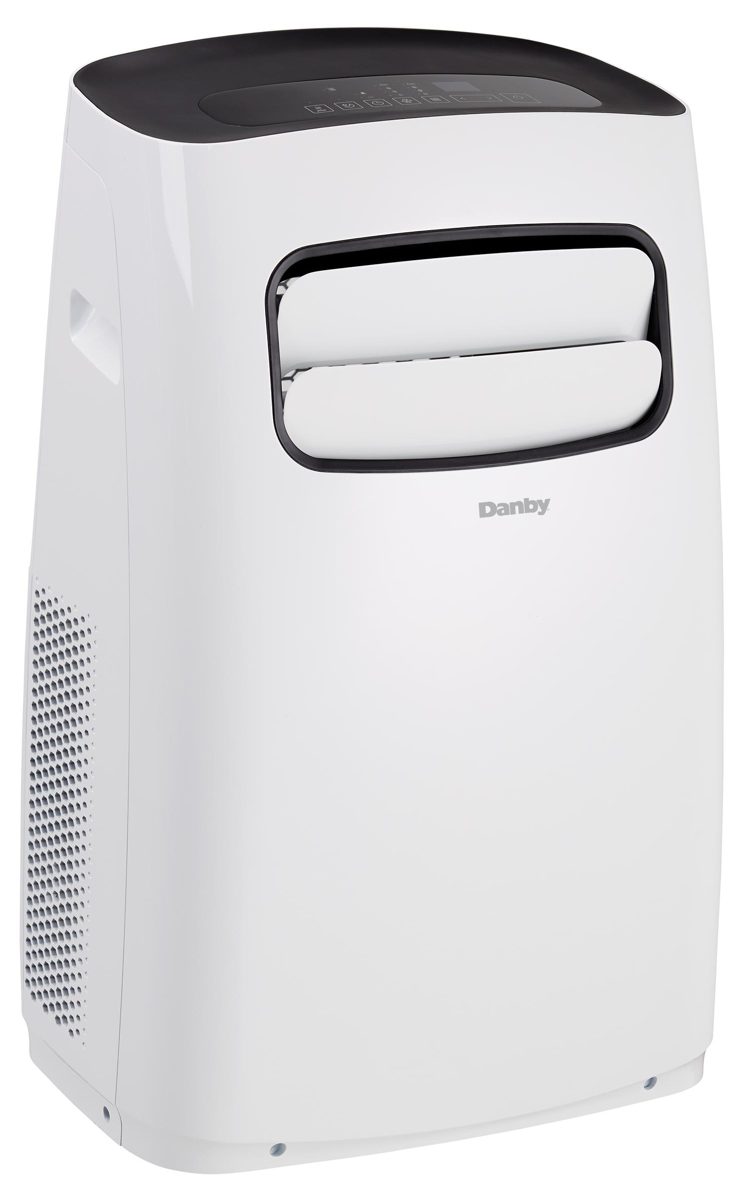 danby 8000 btu portable air conditioner manual