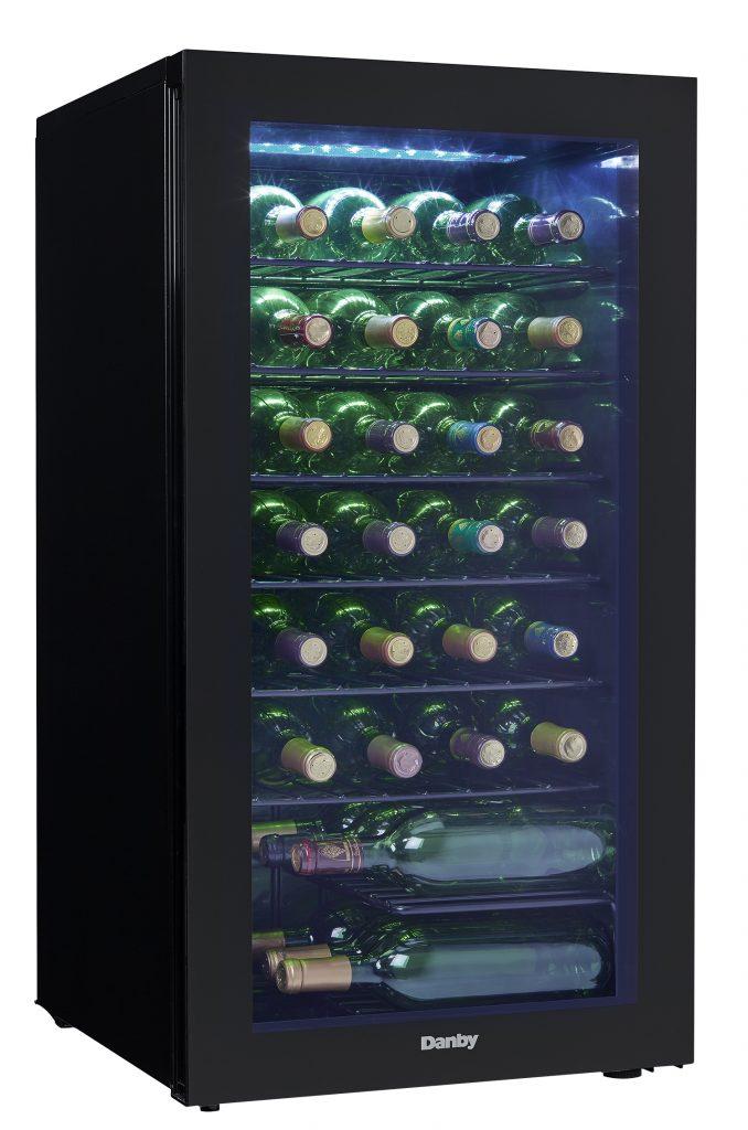 Dwc032a2bdb Danby 36 Bottles Storage Wine Cooler En