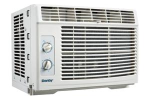 Danby 5000 BTU Window Air Conditioner - DAC050MUB1GDB