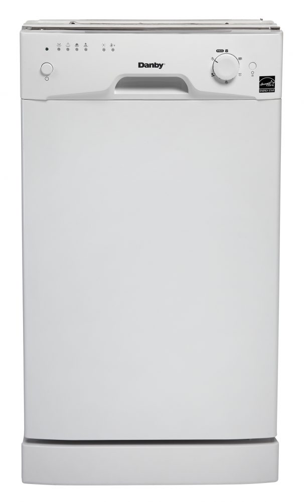 Danby 8 Place Setting Dishwasher - DDW1801MW