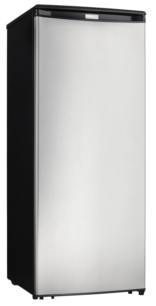 Danby 8.4 cu.ft Upright Freezer - DUFM085A2BSLDD