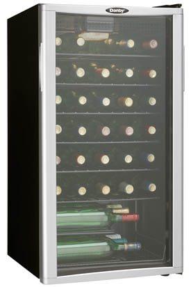 Danby 35 Bottle Refroidisseurs à vin - DWC350BLP