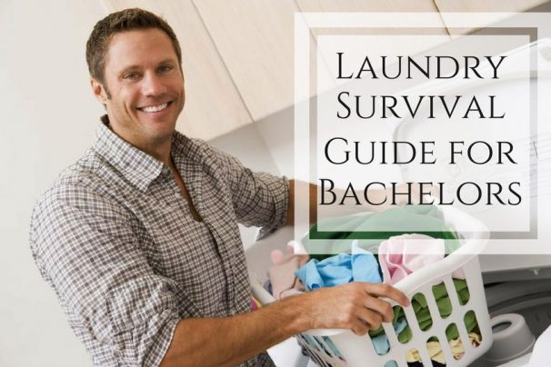 A Laundry Survival Guide for Bachelors