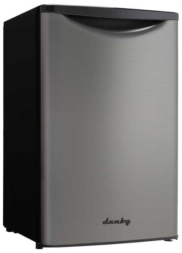 Danby 4.4 cu. ft. Contemporary Classic Compact Refrigerator - DAR044A8BBSL