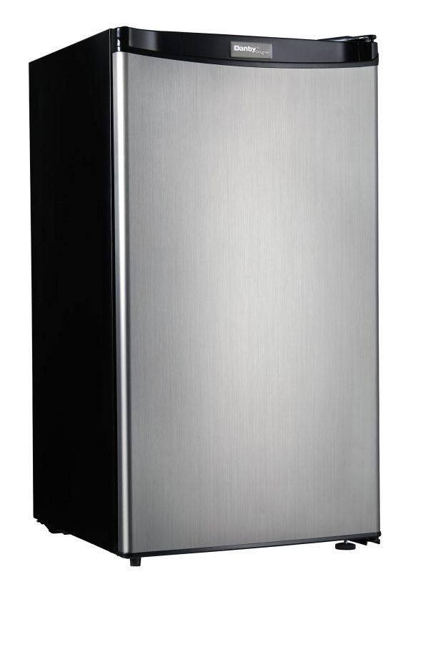 Danby Refrigerador compacto de 3.2 pies cubicos - DCR032XA3BSLDB