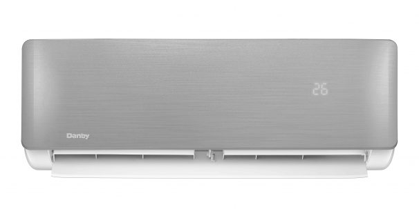 Danby 9,000 BTU Ductless Split System with Silencer Technology  - DAS090BAHWDB