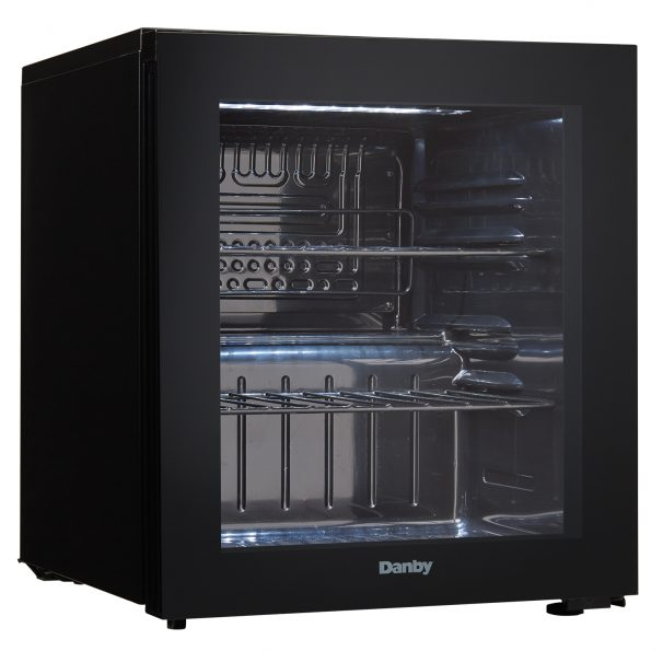 Dwc018a1bdb Danby 1 8 Cu Ft Wine Cooler En