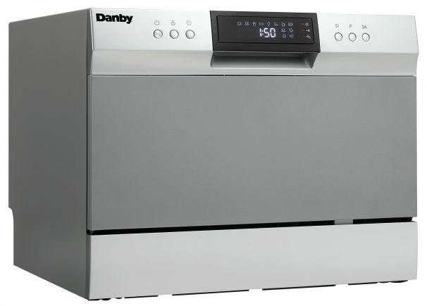 Danby 6 Place Setting Countertop Dishwasher - DDW631SDB