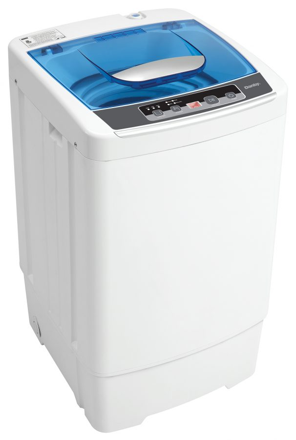 Danby 0.78 cu.ft. Loading Capacity Washing Machine - DWM028WDB-3