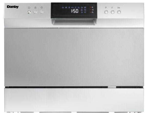 Danby 6 Place Setting Countertop Dishwasher - DDW631SDB