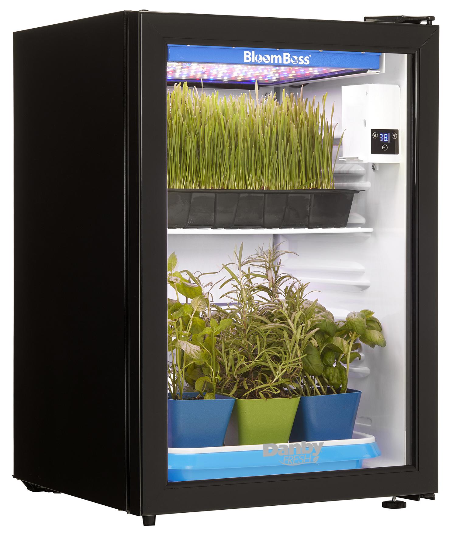 DFG26A1B Danby Fresh 2 6 cu ft Home Herb Grower