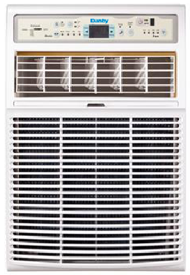 Danby 10,000 BTU Vertical Window Air Conditioner - DVAC100BAUWDB