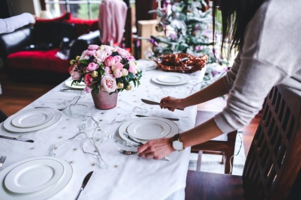 8 Tips for Holiday Entertaining