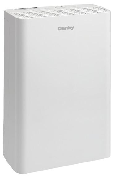 Danby 170 sq. ft. Air Purifier - DAP110BAWDB