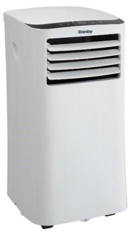 Danby 8,000 BTU (4,000 BTU, SACC*)  Portable Air Conditioner - DPA080BBUWDB