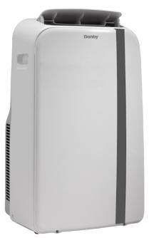Danby 12,000 BTU (7,700 BTU SACC**)  Portable Air Conditioner - DPA120DBAUGDB