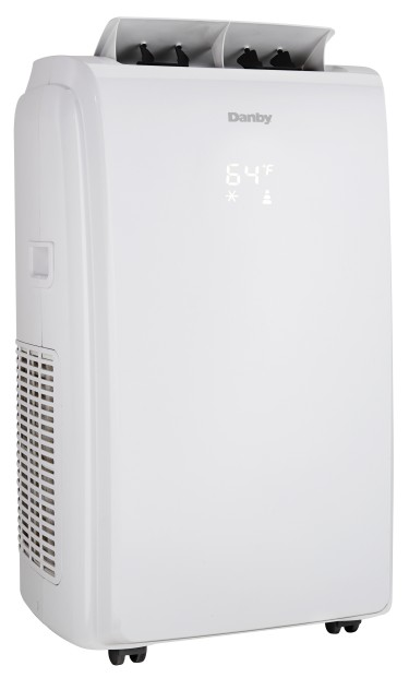 Danby 14,000 BTU (7,900 BTU, SACC*)  Portable Air Conditioner - DPA140HEAUWDB