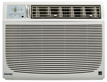 Danby 12,000 BTU through the wall Window Air Conditioner - DTAC120BAUWDB
