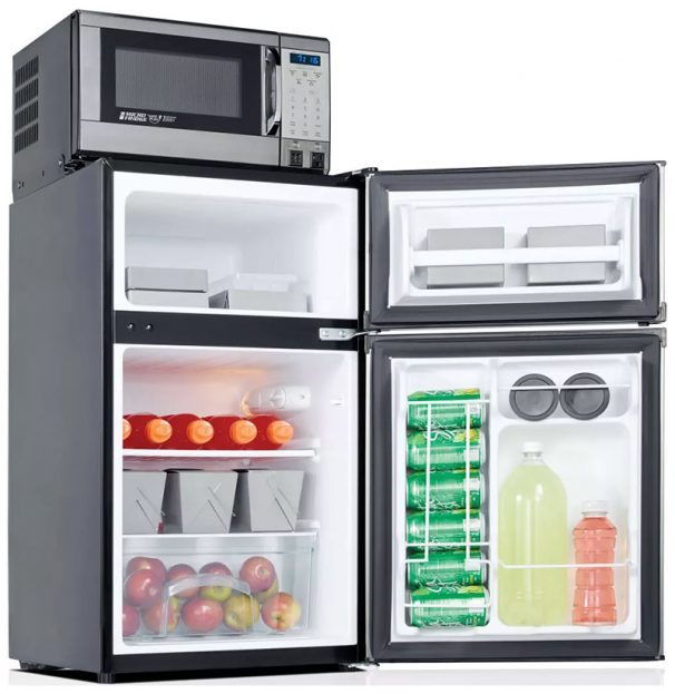 Microfridge for campus students