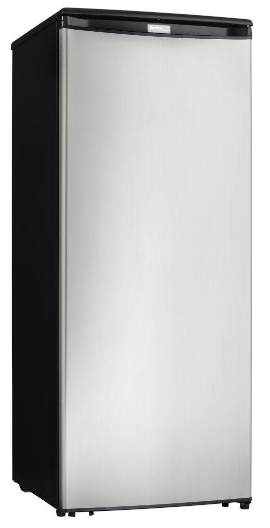 Danby Designer 8.5 cu. ft.  Upright Freezer - DUFM085A4BSLDD