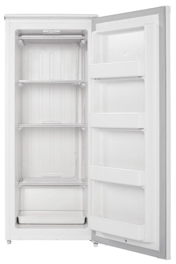 Dufm085a4wdd Danby Designer 8 5 Cu Ft Upright Freezer