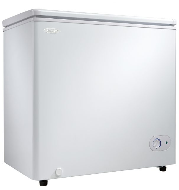 Danby  5.5 cu. ft.  Chest Freezer - DCF055A2WDB-3 (Online only)