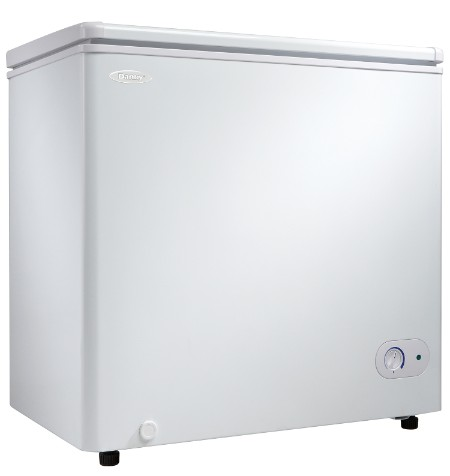 Danby  5.5 cu. ft.  Chest Freezer - DCF055A2WDB