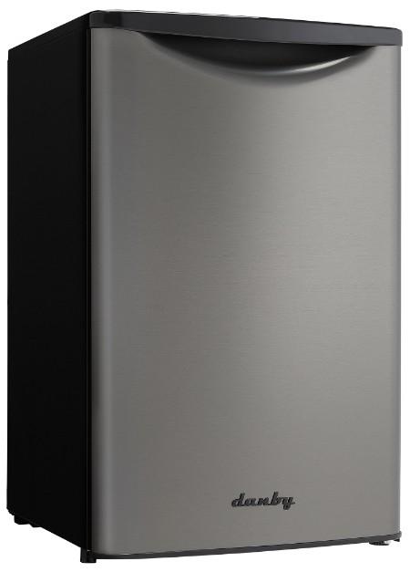 Danby Designer 4.4 cu. ft. Contemporary Classic Compact Refrigerator - DCR044A4BBSL