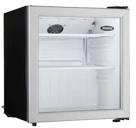 Danby 1.6 cu. ft.  Compact Refrigerator - DAG016A1BDB