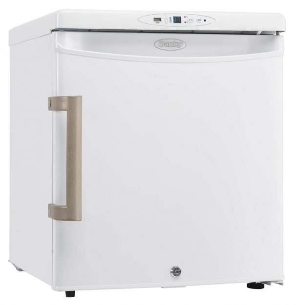 Danby Health Medical Refrigerator - 1.6 Cubic Foot - White - DH016A1W-T