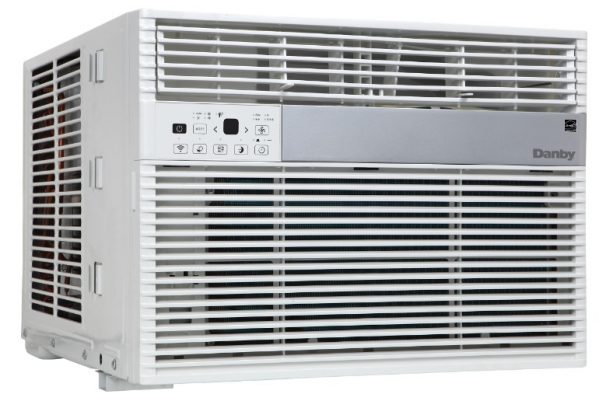 Danby 8,000 BTU Window Air Conditioner with Wireless Connect Feature - DAC080EB3WDB