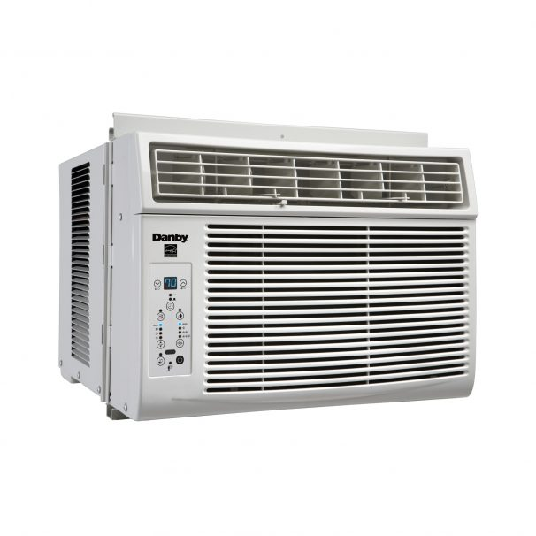 Danby 10,000 BTU Window Air Conditioner with Follow Me Function - DAC100EB1WDB