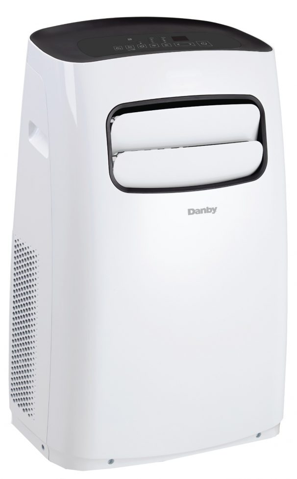 Danby 12,000 (7,400 SACC**) BTU Portable Air Conditioner with Follow Me function - DPA120B6WDB-6