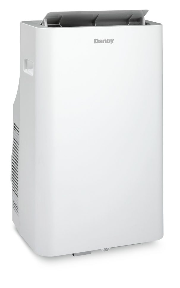 Danby 12,000 (7,400 SACC**) BTU Portable Air Conditioner with silencer technology, ionizer and wireless connect - DPA120B8WDB-6